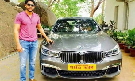 Naga Chaitanya buys new BMW 7 series