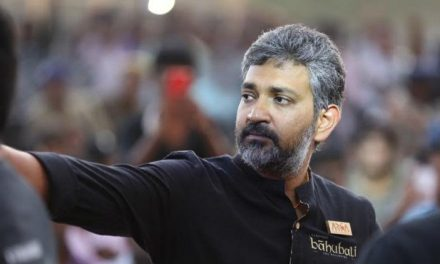 Rajamouli speaks about Hollywood plans