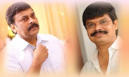 Chiru wants Boyapati to be ready with script for his 152nd!
