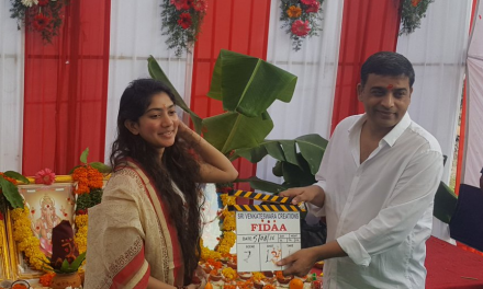 Shekhar Kammula's Fidaa teaser to be unveiled on June 17th