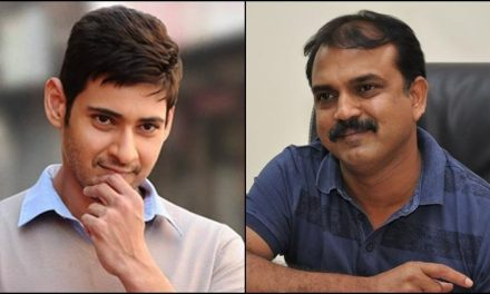 A huge assembly set floated for Mahesh-Koratala film
