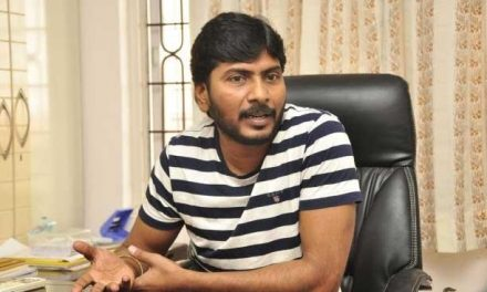 Sampath Nandi's next from his banner titled as Paper Boy