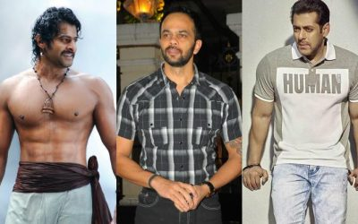 Prabhas and Salman Khan in Rohit Shetty's next?