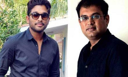 Allu Arjun- Vakkantham Vamsi's film to be launched on June 14
