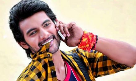 Hero Aadi screen name comes as Aadi Saikumar!