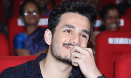 Priyadarshan's daughter in talks for Akhil Akkineni's next?
