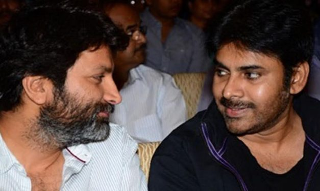 Pawan and Trivikram's film unit will fly to Bulgaria