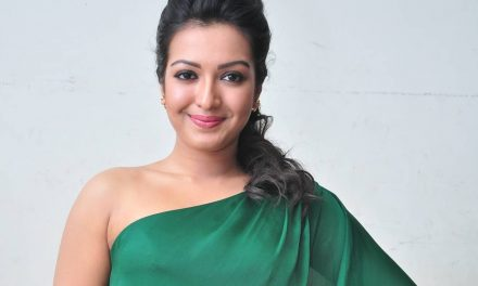 Catherine Tresa purchased a posh flat in Hyderabad