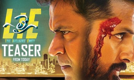 Nithin's LIE teaser grabs the attention
