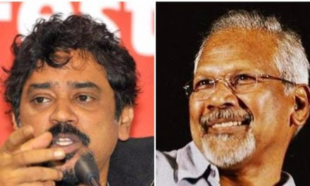 Mani Ratnam and Santosh Sivan to team up again