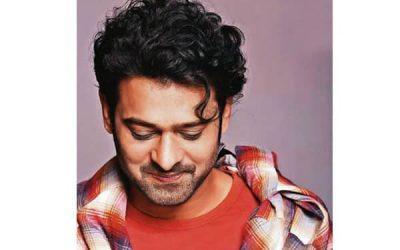 Stylish look of Prabhas for Saaho