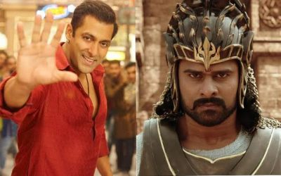 Prabhas as Salman's younger brother!