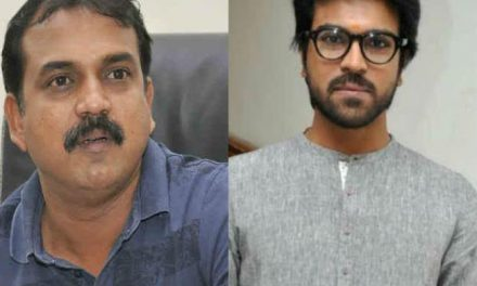Ram Charan and Koratala's film confirmed