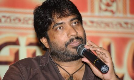 YVS Chowdary is back to wield the megaphone