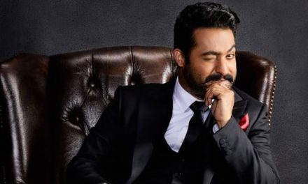 Junior NTR 's small screen presence is impressive and impactful