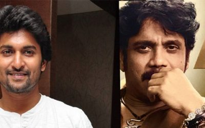 Nagarjuna and Nani to share the screen space!