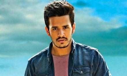 Akhil Akkineni 's Hello completes shooting part by October