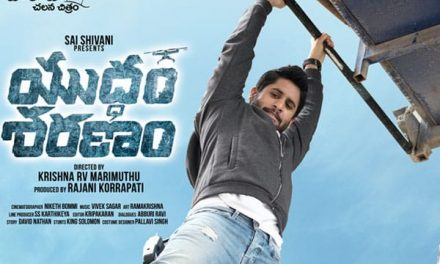 Yuddham Sharanam Movie Review -2.75/5