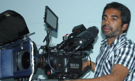 Cameraman Sai Sriram to don director's cap