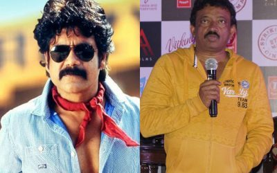 Nagarjuna and Ram Gopal Varma will work together!