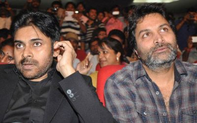 Pawan and Trivikram's film fresh schedule in Europe