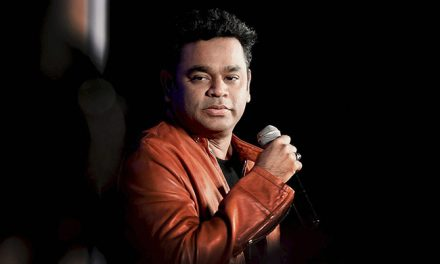 AR Rahman's live performance for 2.0 audio release