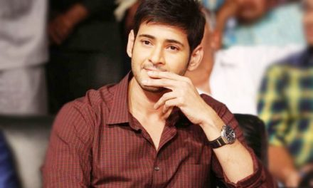 Mahesh-Vamsi Paidipally's film gets interesting title?