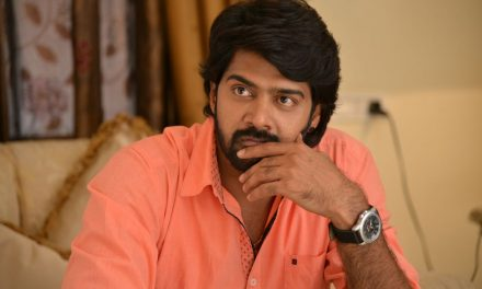 Naveen Chandra's new film nearing completion