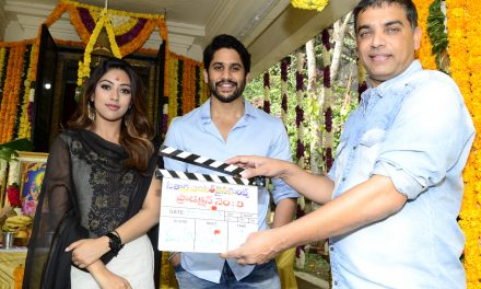 Sithara Entertainments Production No 3 Launched