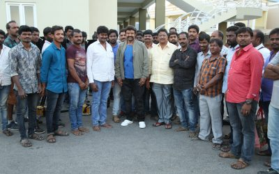 #NBK102: Jai Simha Shooting Wrapped Up