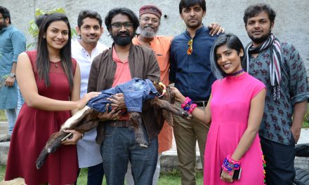 Dark comedy 'Mithai' launched