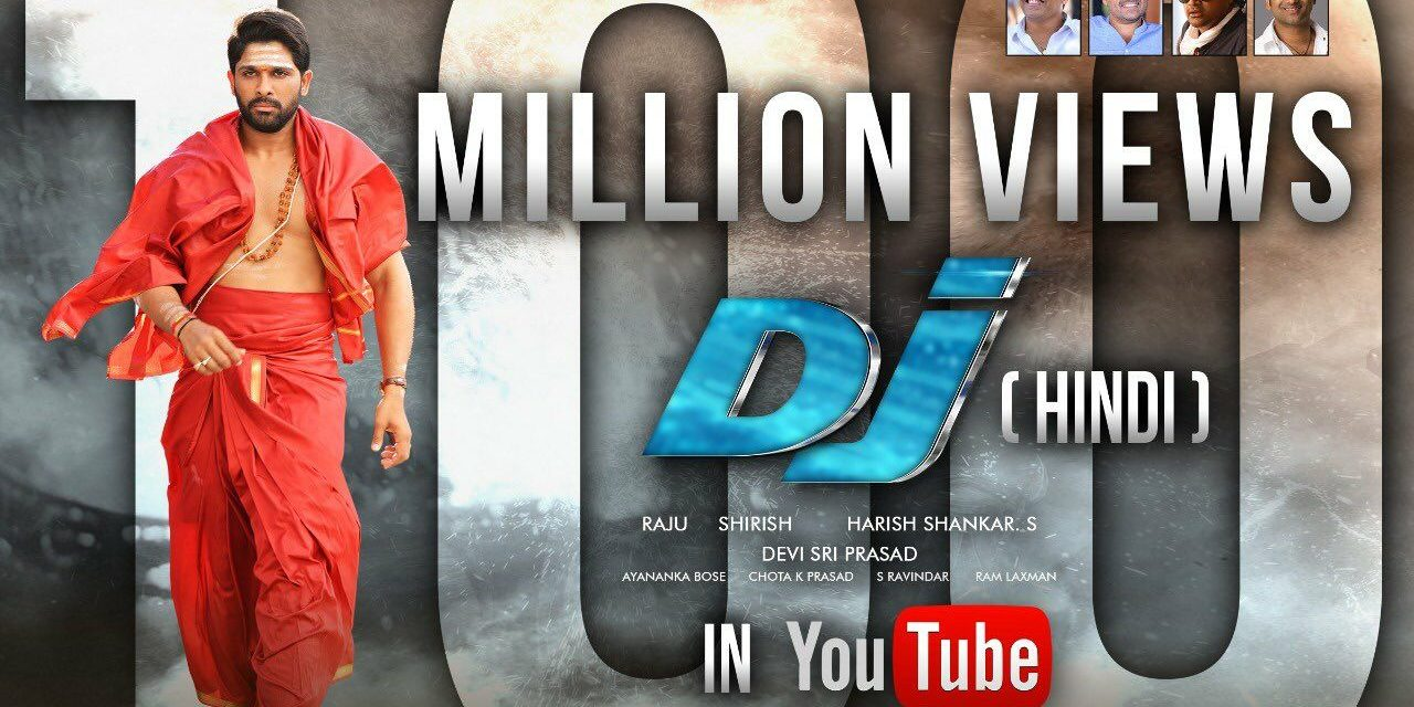 Allu Arjun 1st Indian hero with back to back 100M films
