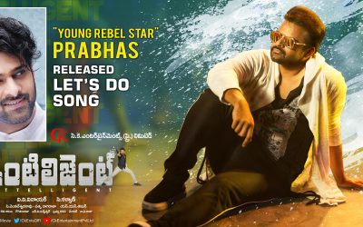 """I Wish 'Inttelligent' To Become Biggest Blockbuster"" – Young Rebel Star Prabhas At First Song Launch"