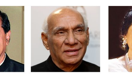 YASH CHOPRA NATIONAL MEMORIAL AWARD FOR ASHA BHOSLE