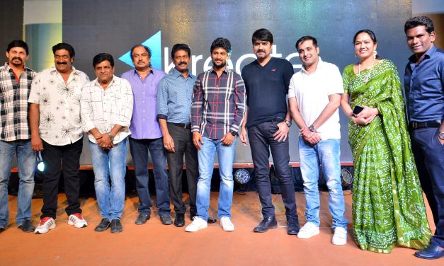Natural Star Nani graced Raa Raa Pre-release event