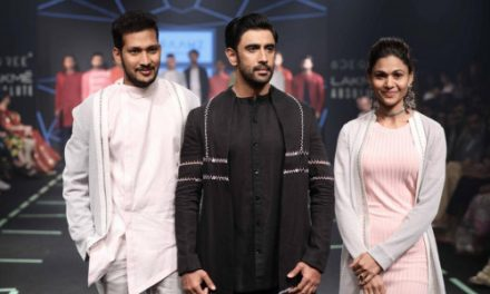 Ramz Won the Hearts at Lakme Fashion Week