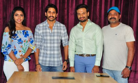Naga Chaitanya launches 'Brand Babu' Trailer