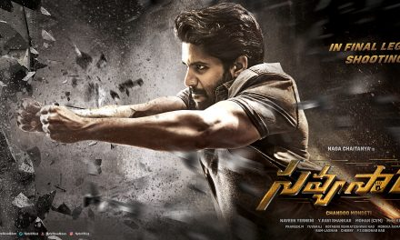 Savyasachi shooting in the last leg