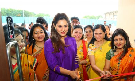 Upasana Kamineni inaugurates Deep Mela 2018 at Hitex