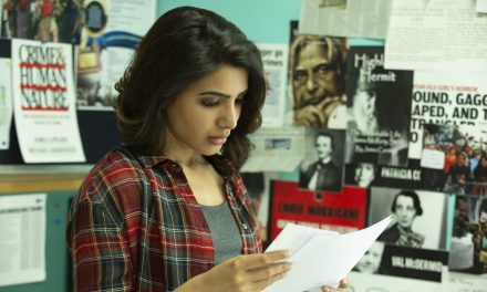 Samantha 'U Turn' release on September 13th