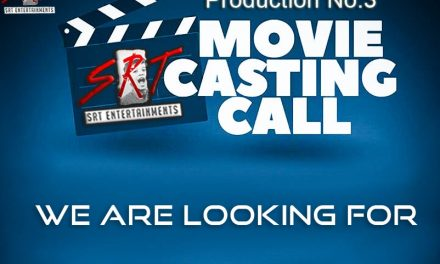 Casting call from SRT entertainments production No 3