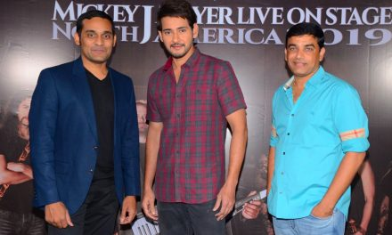 Superstar Mahesh & Dil Raju Launched Mickey J Meyer's Musical Tour Promo