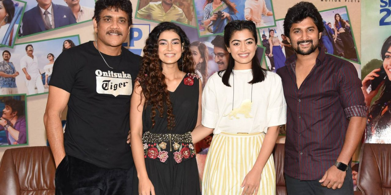 DevaDas Press Meet