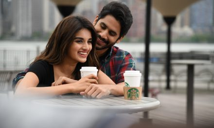 Savyasachi teaser gets fantastic response, first song on October 9th