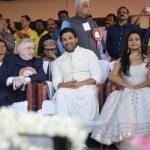 Southern Star Allu Arjun got a grand welcome in Mallu land