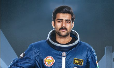 Varun Tej and director Sankalp Reddy's 'Antariksham 9000 KMPH' trailer of December 9th