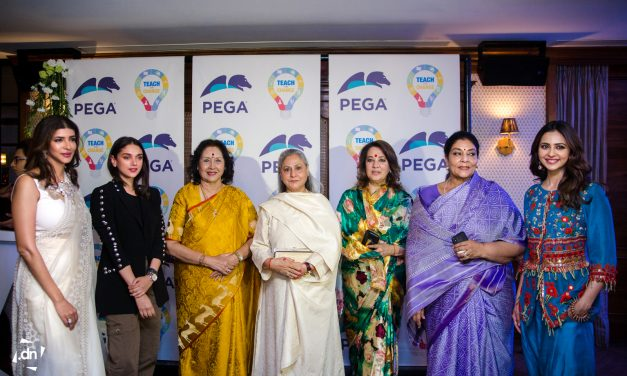 Lakshmi Manchu launches her initiative Pega Teach For Change Nationally