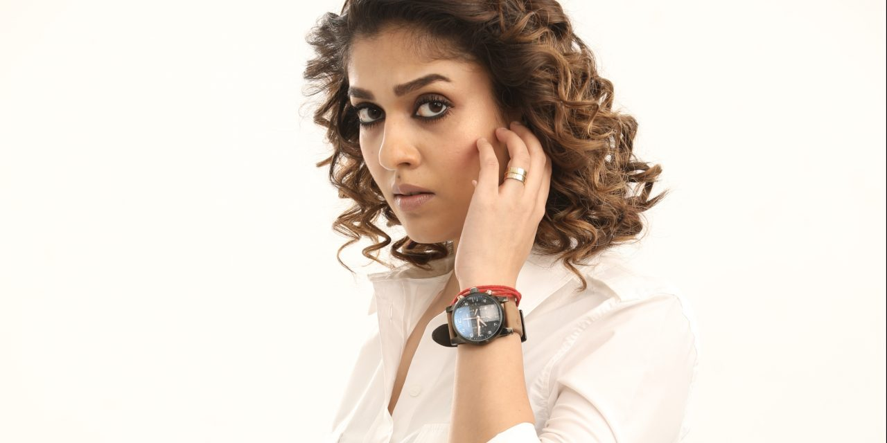 Nayanthara's blockbuster 'Imaikkaa Nodigal' in Telugu as 'Anjali CBI Officer'