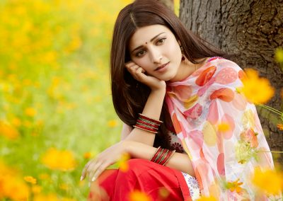 Shruti Hassan Biography